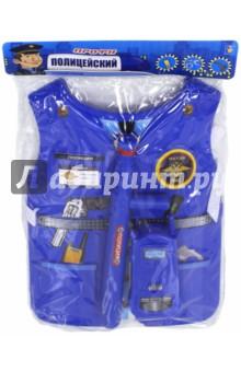 Набор костюм с жилетом Полицейский (Т10488)