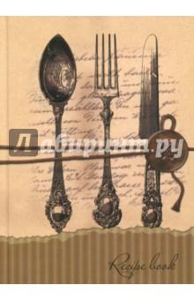Блокнот Recipe book, А5 блокноты booratino деревянный блокнот а5