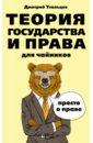 Теория государства и права для чайников, Усольцев Дмитрий Александрович