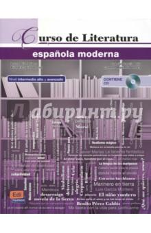 Nuevo Curso De Literatura Espanola Moderna (+CD) la seleccion