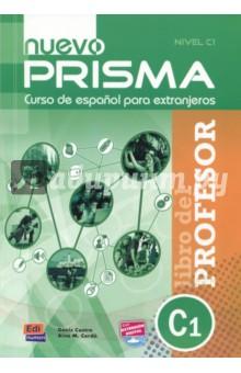 Nuevo Prisma. Nivel C1. Libro del profesor (+code)