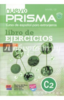 Nuevo Prisma. Nivel C2. Libro de ejercicios (+CD) nuevo prisma nivel b2 libro de ejercicios cd