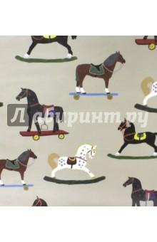 Zakazat.ru: Бумага упаковочная Лошадки (1079618).