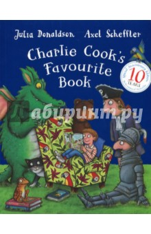 Charlie Cook's Favourite Book. 10th Anniversary famous comic book about mom and dad come from quadratic element in chinese edition