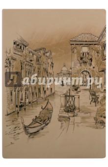 Ежедневник недатированный Венеция (160 листов, А5) (45330) ежедневник недатированный яркая абстракция а5 160 листов ежи16516002