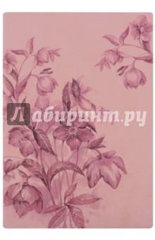 Ежедневник недатированный Цветы (160 листов, А5) (45332) ежедневник недатированный яркая абстракция а5 160 листов ежи16516002