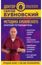 Обложка Методика Бубновского. Краткий путеводитель