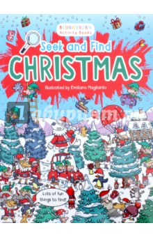 Seek and Find Christmas feel and find fun building site