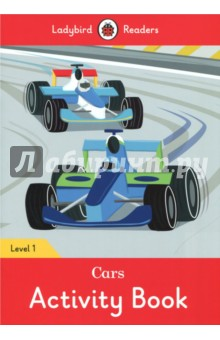 Cars. Activity Book. Level 1 islands level 1 activity book plus pin code наклейки