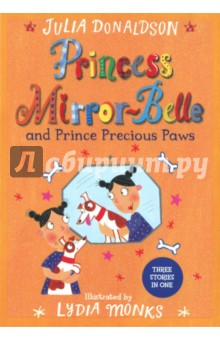 Princess Mirror-Belle and Prince Precious Paws the mirror test