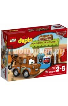 Конструктор DUPLO Гараж Мэтра LEGO (10856)