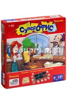 Логическая игра Bondibon Супер Офис (877 819)