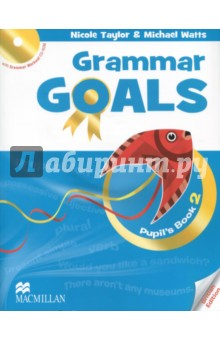 Grammar Goals Level 2 Pupil's Book (+CD) bowen m way ahead 4 pupils book cd rom pack
