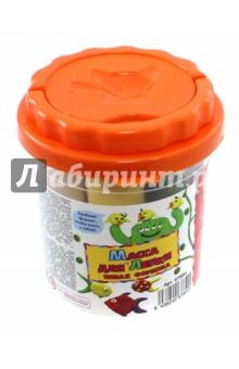 Масса для лепки в ведерке, 5 цветов (67854) масса для лепки candy clay набор круассан