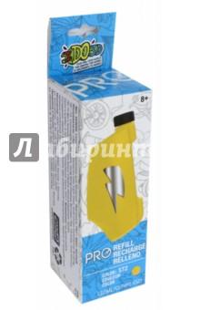 Картридж для 3D ручки Вертикаль PRO, желтый (164056)