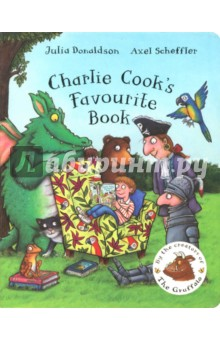 Charlie Cook's Favourite Book (board book) reading for first student s book