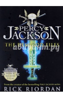 Percy Jackson: Demigod Files (P.Jackson & Olympians) percy jackson and the lightning thief the graphic novel