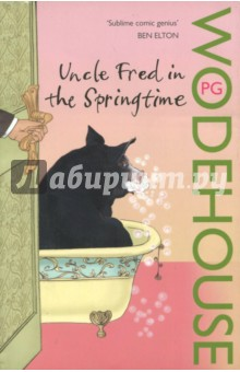 Uncle Fred in Springtime the comedy of errors
