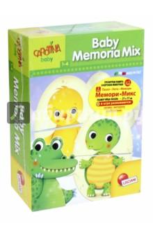 Настольная игра Мемори-микс
