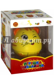 Купить Неваляшка Кошка (РТ-00723), ABtoys, Другие игрушки для малышей