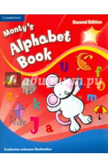 Monty's Alphabet Book cambridge young learners english tests flyers 4 student s book