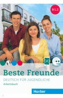 Beste Freunde B1/2 Arbeitsbuch mit Audio-CD muller m optimal b1 lehrwerk fur deutsch als fremdsprache arbeitsbuch cd
