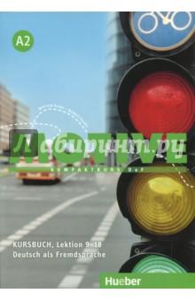цена на Motive A2. Kursbuch. Lektion 9-18