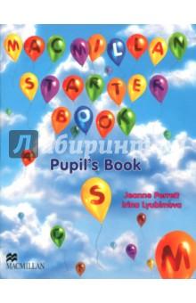 Купить Macmillan Starter Book. Pupil's Book (+СD), Изучение иностранного языка
