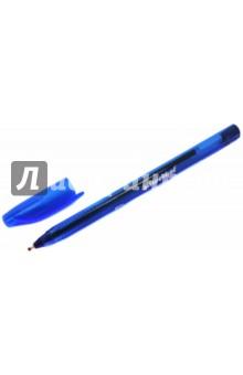 """Ручка шариковая, 1.0 мм, треугольная """"DROP"""", синяя (026149-02)"""