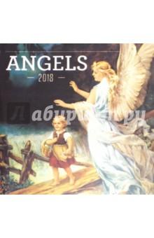 2018 Календарь Angels 30*30 (PGP-4735-V) 2018 календарь venice 30 30 pgp 4745 v
