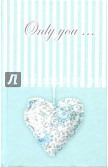 Записная книжка Only you... (96 листов, А6+, линейка, точка) (43203) aic ultransmit 150