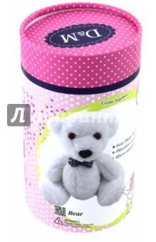 Купить Набор шьем игрушку Мишка в подарочной упаковке (67611), D&M, Изготовление мягкой игрушки