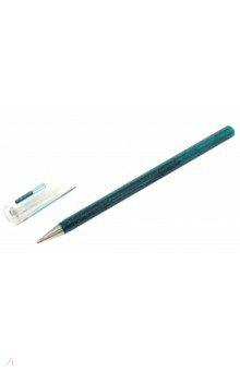 """Ручка гелевая """"Hybrid Dual Metallic"""" зеленый + синий металлик (K110-DDX)"""