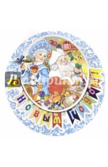 Украшение новогоднее Внучка Деда Мороза (75159) проф пресс внучка дедушки мороза