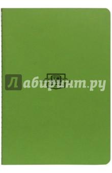 Блокнот Green (нелинованный, A5, 40 листов) (402726) блокнот не трогай мой блокнот а5 144 стр