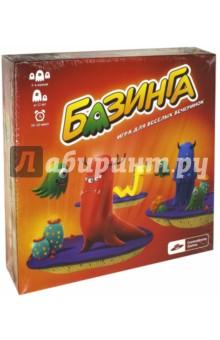 Купить Настольная игра Базинга (52009), Cosmodrome Games, Другие настольные игры