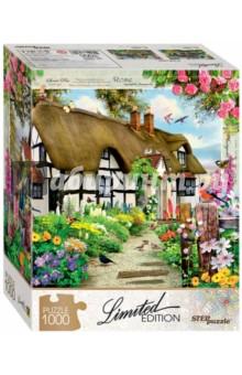 Puzzle-1000 Английский коттедж (79800) пазл 73 5 x 48 8 1000 элементов printio открытая дверь в сад картина сомова