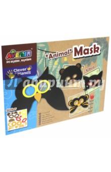 Набор для декорирования масок Животные (CH1052) набор для детского творчества набор веселая кондитерская 1 кг