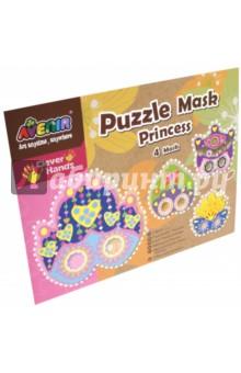 Набор Собери маску принцессы (CH1054) набор для детского творчества набор веселая кондитерская 1 кг