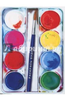 Блокнот-краски Раскрась будни (50 листов, А6, нелинованный) (BK23) блокнот запорожцы а6 нелинованный