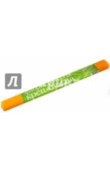 Бумага креповая флористическая, оранжевая (2-052/19) флористическая лента купить в минске