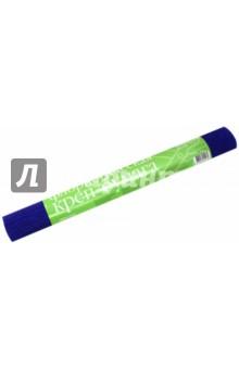 Бумага креповая флористическая, синяя (2-052/27) флористическая лента купить в минске
