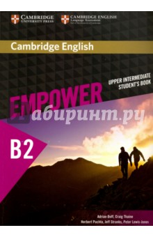 Cambridge English Empower. Upper Intermediate Student's Book cambridge english empower upper intermediate presentation plus dvd rom