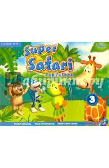 Super Safari 3 PB+DVD-R driscoll l cambridge english skills real reading 3 with answers