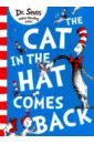 Обложка Cat in the Hat Comes Back (Ned)