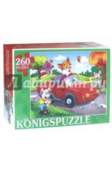 Купить Пазл Сказка №56 (260 элементов) (ПК260-5865), Konigspuzzle, Пазлы (200-360 элементов)