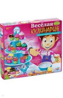 Набор Веселая кулинария ( 25 экспериментов) (0994ВВ/7064) набор для детского творчества набор веселая кондитерская 1 кг
