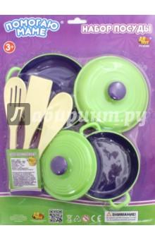 Набор посуды для кухни (5 предметов) (РТ-00398) набор посуды polaris cher 05s 5 предметов