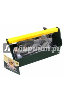 Купить Набор инструментов в ящике, 19 предметов (РТ-00567), ABtoys, Строительные инструменты