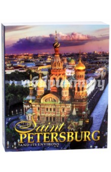Saint-Petersburg and Its Environs наталья попова saint petersburg and its environs